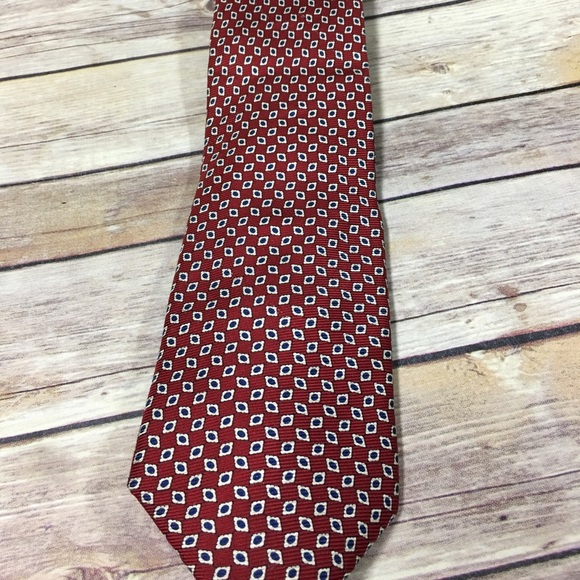 Jos. A. Bank Other - Men's navy and red Jos.A.Bank Tie